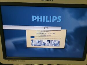 Philips Ie33 Cardiac Ultrasound Machine Excellent Condition Working Perfectly