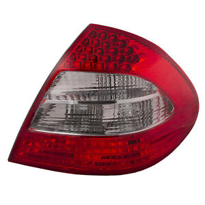 Tail Light Right Led W Appearance Pkg Fits 2007 2009 W211 E Class Mercedes Benz