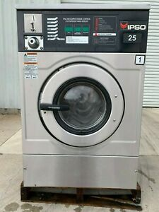 Ipso Washer Stainless Steel 25lb Iwf025 reconditioned