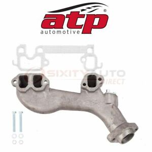 Atp Right Exhaust Manifold For 1994 2001 Dodge Ram 1500 Manifolds Gn