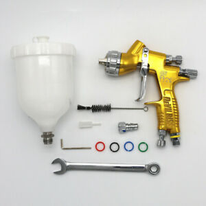 Devilbiss Gti Pro Lite Gold 1 3mm Te20 Nozzle Tool Pistol Spray Gun Paint Cars