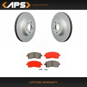 Front S Metallic Brake Pads Rotors For Forester Impreza Legacy Outback