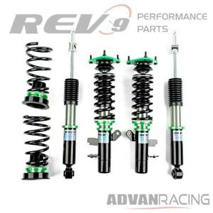 Hyper Street One Lowering Kit Adjustable Coilovers For Ford Focus Fwd P3 12 18