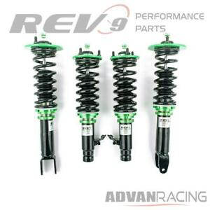 Hyper Street One Lowering Kit Adjustable Coilovers For Honda Accord 90 97