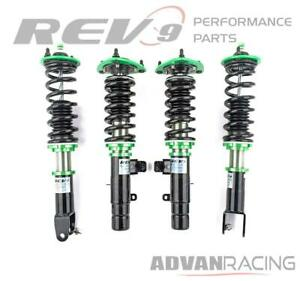 Hyper Street One Lowering Kit Adjustable Coilovers For Honda Accord 13 17