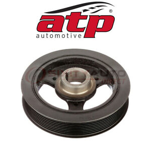 Atp Automotive Harmonic Balancer For 2004 Ford F 150 Heritage 4 6l V8 Xx