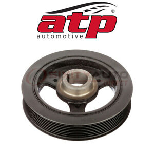 Atp Automotive Harmonic Balancer For 2003 2005 Ford E 150 Club Wagon 4 6l V8 Hi