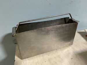 henny Penny Ss Oem Grease Catcher Pan For Pressure Fryer Gas Model 600