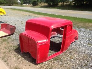 1932 32 Ford Replacement Five Window Coupe Fiberglass Body Special Listing