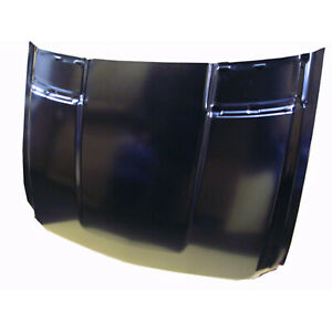 Gm1230370v New Replacement Value Hood Panel Fits 2007 2010 Silverado 2500 Hd