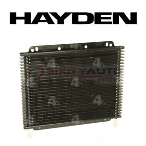 Hayden Transmission Oil Cooler For 2001 2006 Honda Odyssey 3 5l V6 Auto Zf