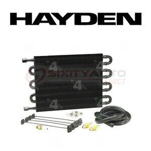 Hayden Transmission Oil Cooler For 2001 2006 Honda Odyssey 3 5l V6 Auto Oh