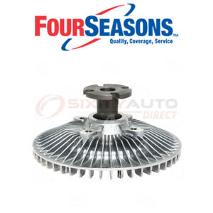 Four Seasons Cooling Fan Clutch For 1973 1976 Lincoln Mark Iv 7 5l V8 Pc