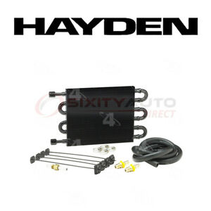 Hayden Transmission Oil Cooler For 2001 2009 Honda Odyssey 3 5l V6 Auto Vg