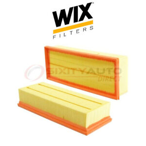 Wix Air Filter For 2016 Volkswagen Beetle 1 8l L4 Filtration System Bo