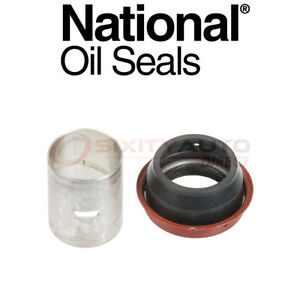 National Manual Trans Main Shaft Seal For 1996 2006 Dodge Ram 1500 3 7l 3 9l Ma