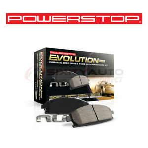 Power Stop Z17 Evolution Plus Disc Brake Pads For 2017 Lincoln Continental Gw
