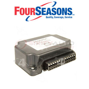 Four Seasons Cooling Radiator Fan Controller For 1994 2000 Ford Mustang 3 8l Rt