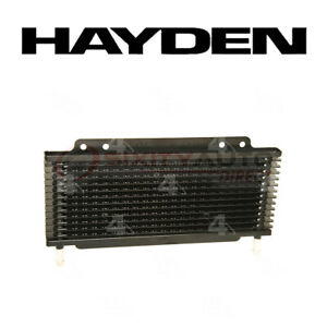 Hayden Transmission Oil Cooler For 2001 2009 Honda Odyssey 3 5l V6 Auto Jx