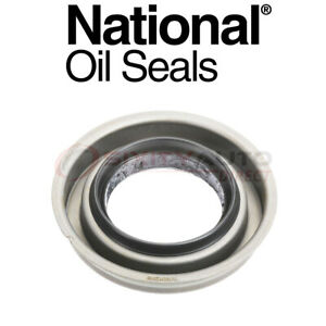 National Differential Pinion Seal For 2013 2014 Srt Viper 8 4l V10 Ch