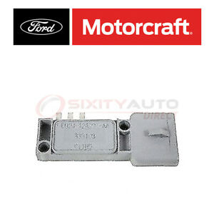 Motorcraft Ignition Control Module For 1984 1996 Ford E 150 Econoline Club Rz