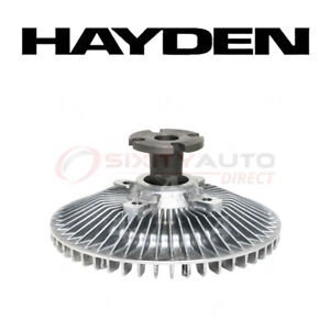 Hayden Cooling Fan Clutch For 1968 1971 Lincoln Mark Iii 7 5l 7 6l V8 Bh