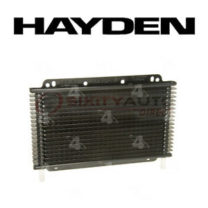 Hayden Transmission Oil Cooler For 2001 2006 Honda Odyssey 3 5l V6 Auto Iz