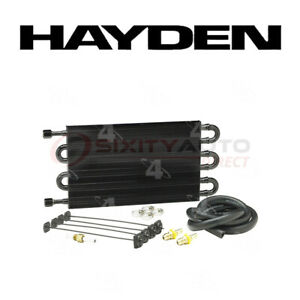 Hayden Transmission Oil Cooler For 2001 2006 Honda Odyssey 3 5l V6 Auto Vs