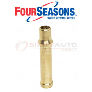 Four Seasons Transmission Oil Cooler Line Connector For 2005 2009 Chevrolet Cq