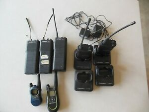 Ritron Motorola Walkie Talkie Radios Misc Lot Used