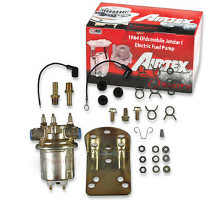 Airtex Electric Fuel Pump For 1964 Oldsmobile Jetstar I 6 5l V8 Gas Fuel Bz