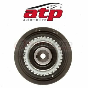 Atp Engine Harmonic Balancer For 2005 2010 Ford Mustang Cylinder Block Fs