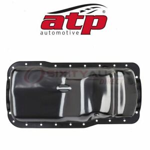 Atp Engine Oil Pan For 1995 1998 Ford F 350 Cylinder Block So