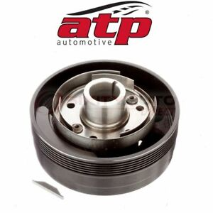 Atp Engine Harmonic Balancer For 1992 Pontiac Grand Am Cylinder Block Eh