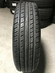 4 New 225 75 15 Hankook Optimo Meo4 Wide White Wall Tires