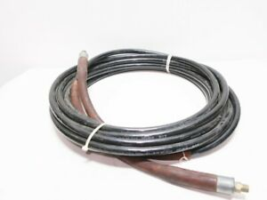 Parker 3v10 06 Synflex 3 8in Npt 50ft 8000psi Hydraulic Hose
