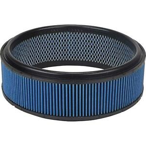 Walker Performance 3000204 Tall Round Washable Air Filter 14 X 4