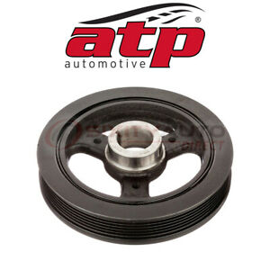 Atp Automotive Harmonic Balancer For 1997 2000 Ford F 150 4 6l V8 Engine Eo