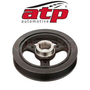 Atp Automotive Harmonic Balancer For 1999 2000 Ford E 150 Econoline 4 6l V8 Lg
