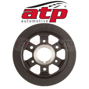 Atp Automotive Harmonic Balancer For 1963 1964 Dodge 440 3 7l L6 Engine Xu