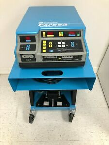 Valleylab Force 2 Electrosurgical Unit W Cart Footswitches 30 Day Warranty
