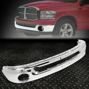 For 02 09 Dodge Ram 1500 2500 3500 Truck Oe Style Front Lower Bumper Face Bar