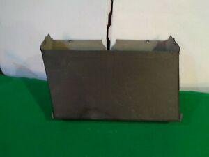 1964 1965 Chevrolet Chevelle El Camino Glove Box Liner Without Ac Used Oem