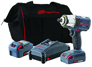 1 2 Iqv 20v Cordless Impact Two Battery Kit W5153 K22