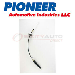 Pioneer Auto Transmission Shifter Cable For 1968 1982 Chevrolet Corvette Ai