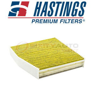Hastings Cabin Air Filter For 2014 2018 Mercedes benz Cla45 Amg 2 0l L4 Jn