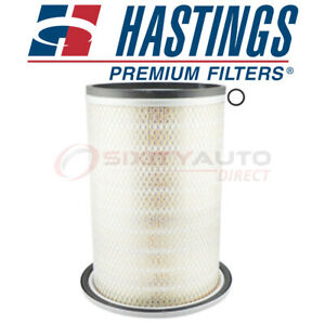Hastings Air Filter For 1999 2010 Gmc W5500 Forward 4 8l 5 2l L4 In