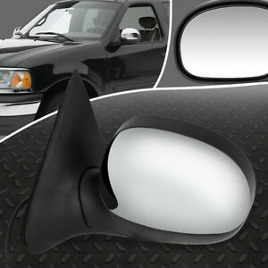For 98 03 Ford F150 F250 Oe Style Powered Driver Left Side Rear View Door Mirror