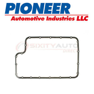 Pioneer Auto Transmission Oil Pan Gasket For 2003 2004 Ford E 250 4 2l 4 6l Xx