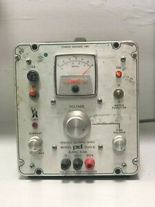 Power Designs Pd 3650 s Regulated Dc Power Supply 0 36 V 0 5 A